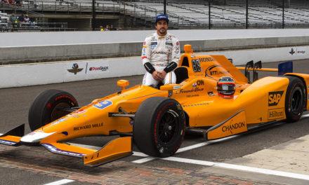 Fernando Alonso probará en la Fórmula Indy
