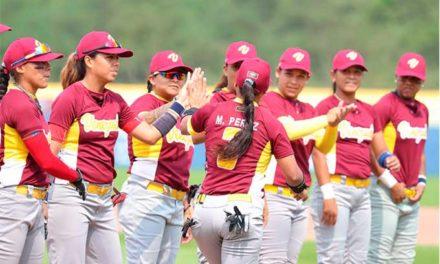 Venezuela se impuso 17-1 a Holanda en Mundial de Béisbol Femenino