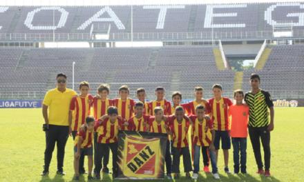 Selección Sub 12 del DANZ jugará la Copa AIFI 2018