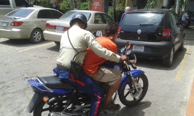 Polisotillo detuvo a 14 personas en una semana