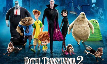 """""""Hotel Transylvania 3"""" sigue en la cima"""