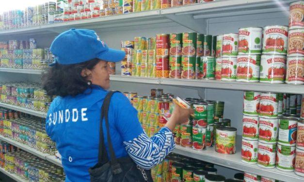 Detenidos gerentes de supermercados en Anzoátegui