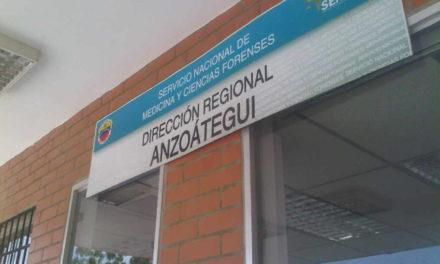 Se registraron dos asesinatos por ajuste de cuentas en Anzoátegui