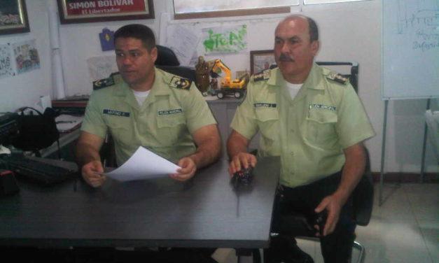 Polisotillo abatió a dos sujetos que robaron materiales de Pdvsa