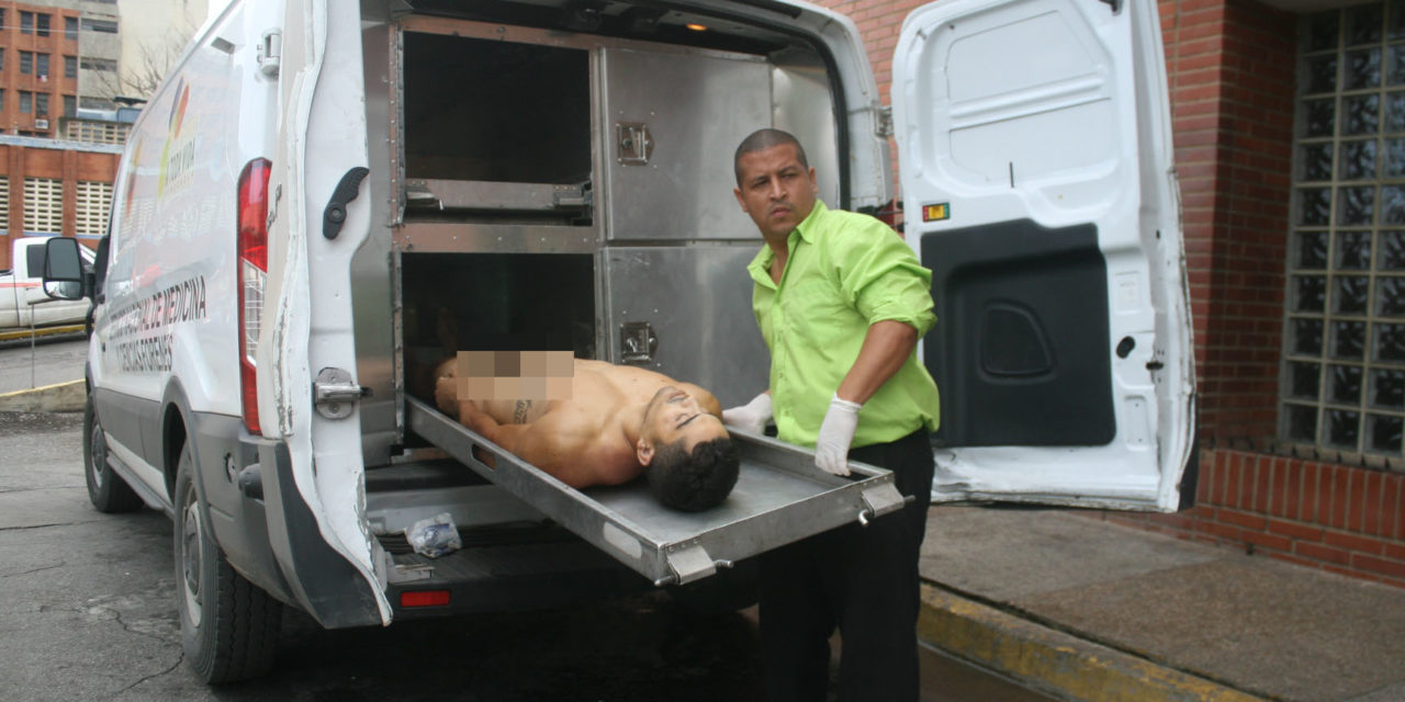 Cicpc Aragua abatió a «El Will» en Puerto La Cruz
