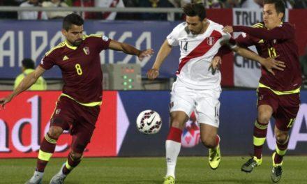 Venezuela podría enfrentar a la selección de Gareca