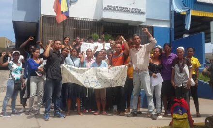Protestaron en el Ministerio Público para que entreguen cuerpo de menor abatido