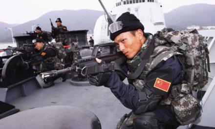 China «probablemente» entrena pilotos para atacar a EE.UU.