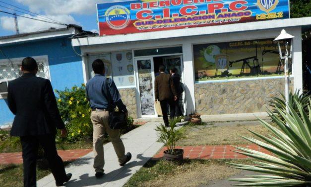 Cicpc abatió a «Calle 13» en Anaco