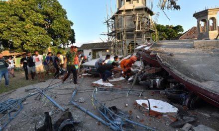 Indonesia eleva a 259 el número de muertos por terremoto