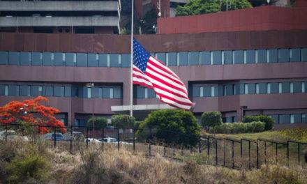 Embajada de EE.UU. en Venezuela emitió alerta a sus ciudadanos en el país