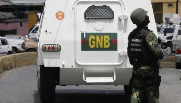 GNB abatió a ladrón e hirio a otro en Barcelona