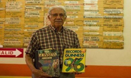 Falleció el creador de la Heladería Coromoto ganadora del récord Guinness