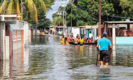 Crecida del río Orinoco está por alcanzar el nivel de alerta roja
