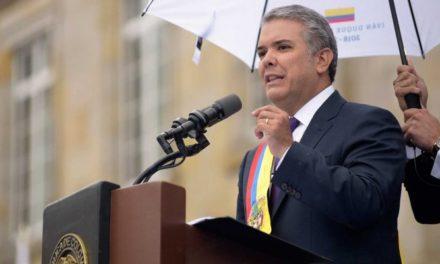 Duque pide elecciones en Venezuela