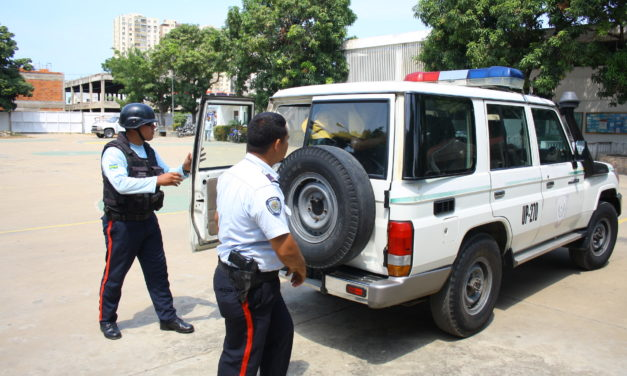 Polianzoátegui abatió a sujeto que intentó robar a oficial