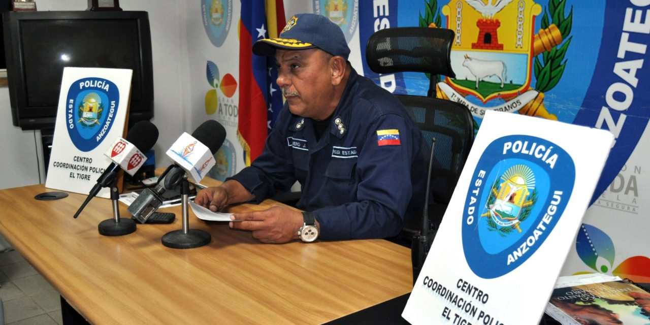 Polianzoátegui captura a presuntos atracadores en Pariaguán