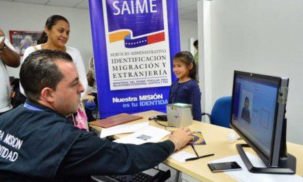 Cicpc arrestó a funcionarios del Saime por ofrecer gestoría de documentos