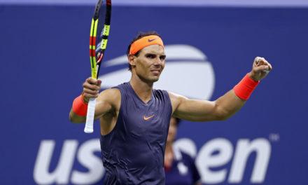 Nadal derrota a Thiem en un partido épico en los cuartos del US Open
