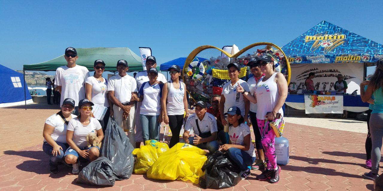 Tapas Anzoátegui celebró el Día Mundial de las Playas en Lido