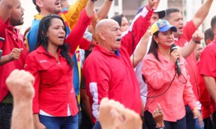 PSUV postuló 151 candidatos para las elecciones a concejales del 9-D