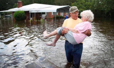 Declaran estado de emergencia por la tormenta Florence que alcanzó 31 muertos