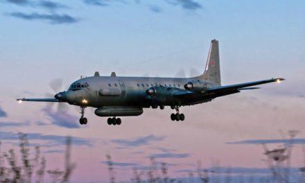 Avión con 15 militares rusos a bordo fue abatido por misil sirio