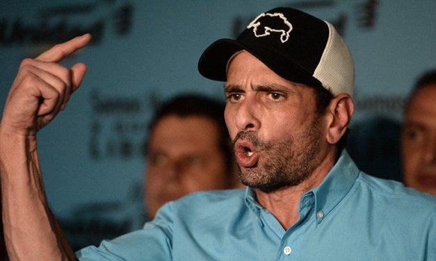 Henrique Capriles inscribió en el CNE su nuevo partido