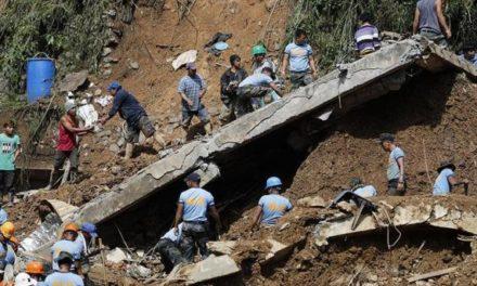 Ascendieron a 74 los muertos en Filipinas por el tifón Mangkhut