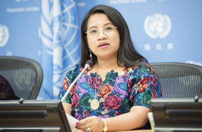 Ministra de Trabajo de Guatemala renuncia por la situación del país