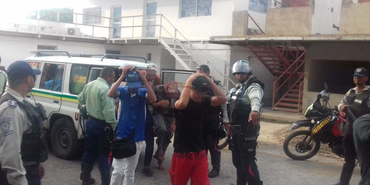 Polisotillo detuvo a 92 personas en agosto