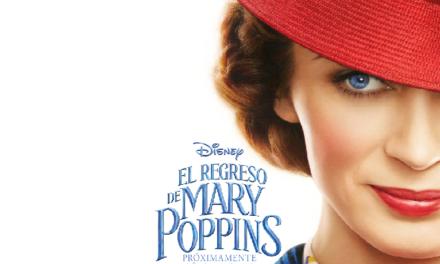 Estrenan nuevo trailer de Mary Poppins