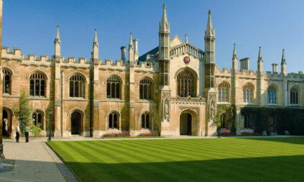 La universidad de Cambridge ofrecerá por primera vez becas para presos