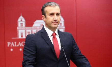 El Aissami: pago completo a pensionados se realizará el 14Sep