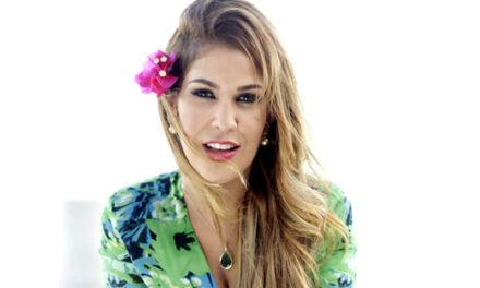 Vanessa Carmona anunció que se convertirá en madre
