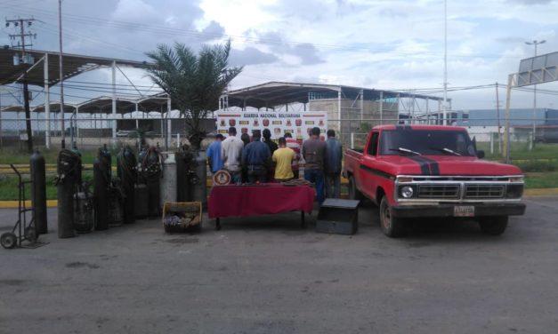 Desmantelada banda dedicada al robo de vehículos de carga en la troncal 9 de Anzoátegui