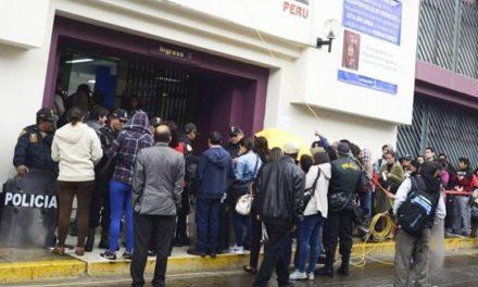 Migración Perú adelantó fechas de citas de permiso de trabajo para venezolanos