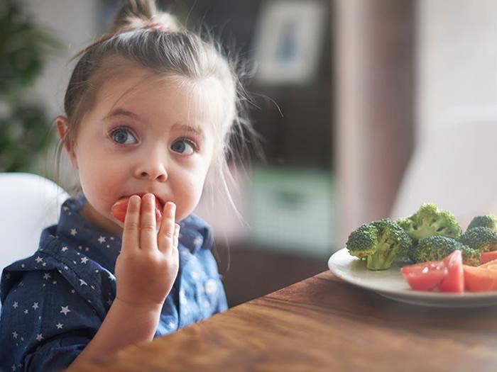 Cómo eliminar el colesterol alto en los niños