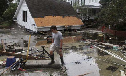 Más de 40 fallecidos tras el huracán Florence en EE.UU.