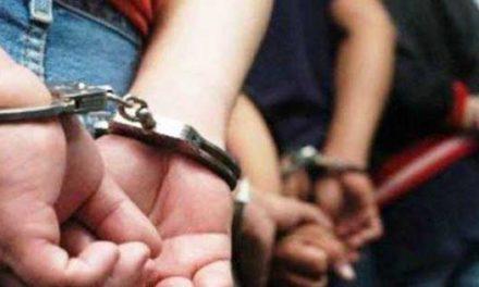 Escuadrón Motorizado de la GNB desmanteló dos bandas delictivas