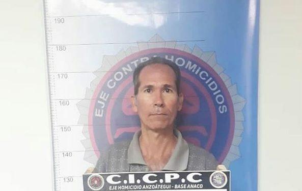 Cicpc detuvo a hombre buscado por homicidio