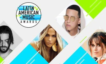 Nominados a los Latin American Music Awards 2018