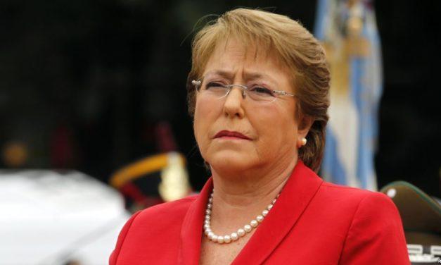 Michelle Bachelet acepta reunirse con el canciller Jorge Arreaza