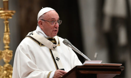 Papa pidió recibir a inmigrantes