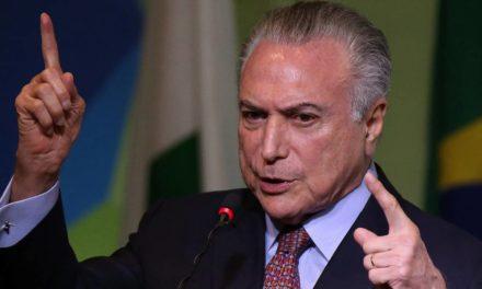 Temer reiteró que Brasil seguirá siendo solidario con los venezolanos