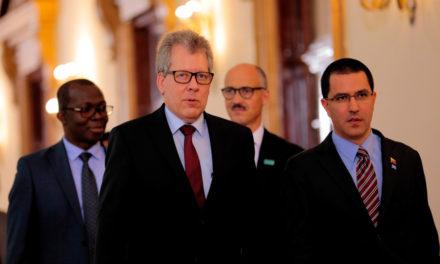 Peter Grohmann: estamos en Venezuela para ayudar a los más vulnerables