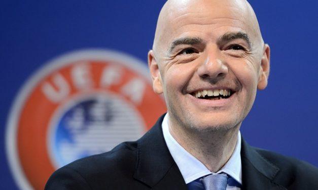Gianni Infantino: Es posible que el Mundial 2022 se expanda
