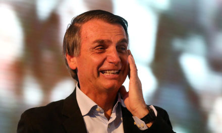 Bolsonaro gana elección con 47% pero deberá ir a segunda vuelta en Brasil