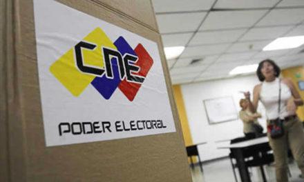 CNE comenzó capacitación para las elecciones del 9-D