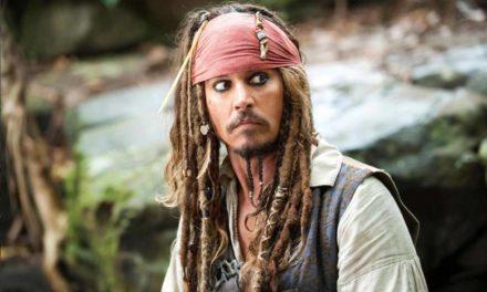 Johnny Deep se despide de Jack Sparrow